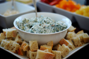 Spinach Dip - Credit